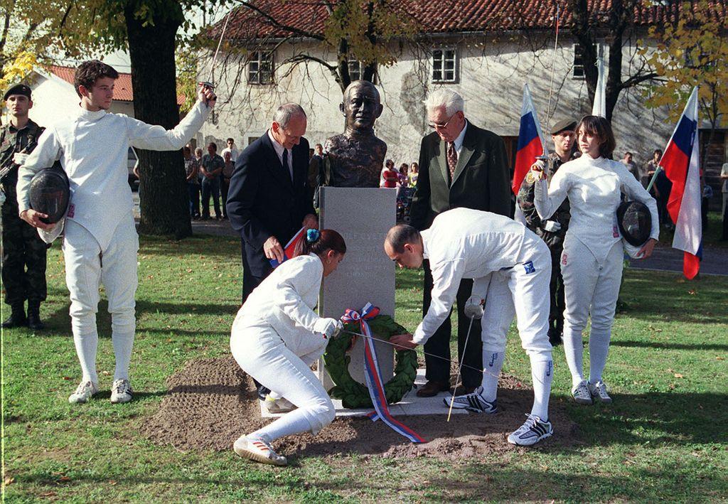 Mineva 100 let od prve slovenske olimpijske medalje