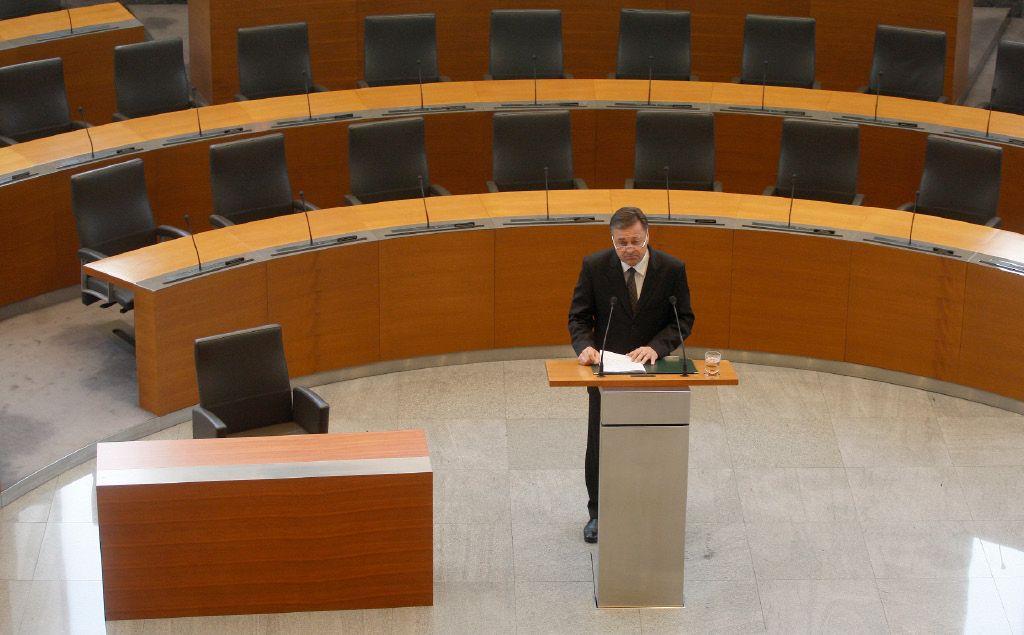 Preobrat v slovenski politiki