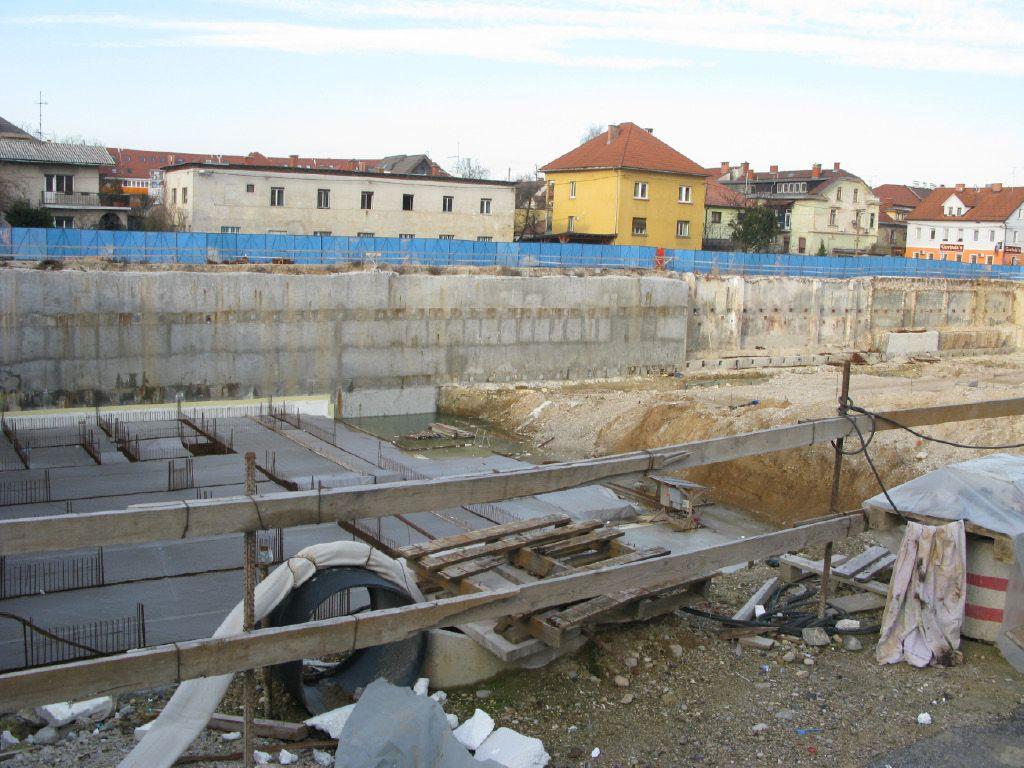 Šiškarji nočejo novih stolpnic in gradbenih jam