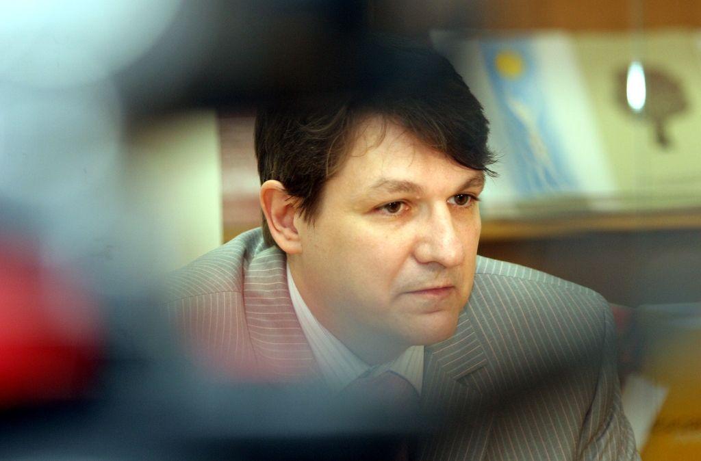 Kandidat za ministra: Janez Šušteršič