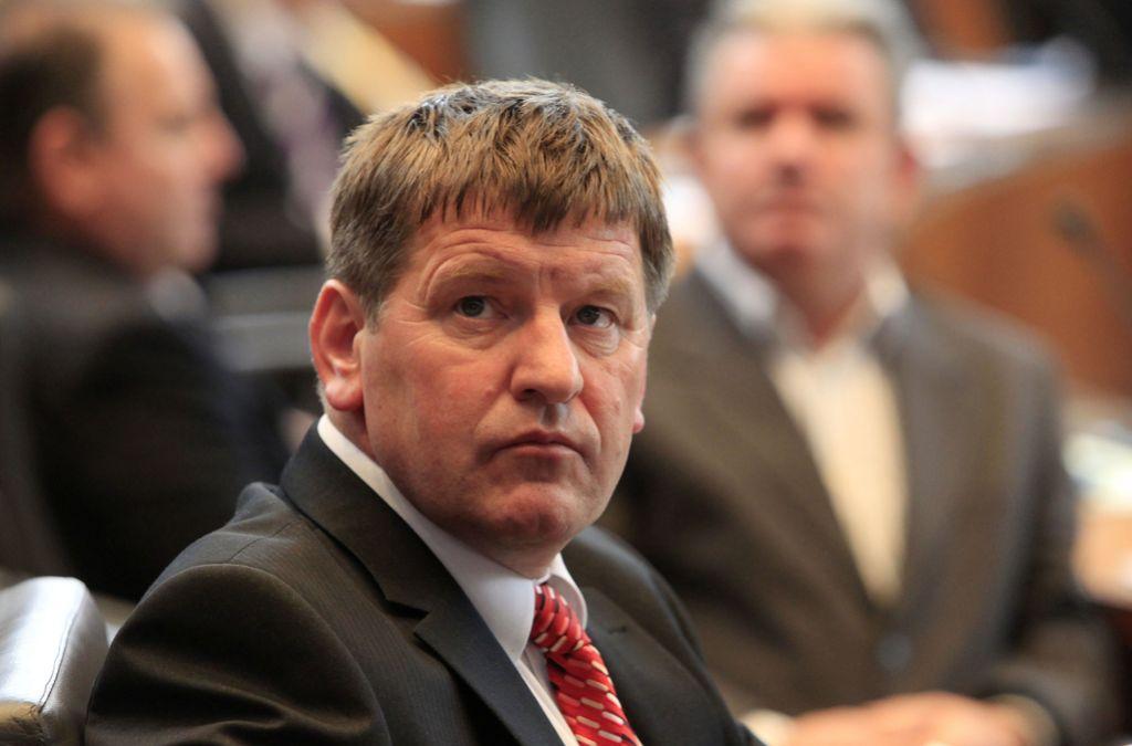 Kandidat za ministra: Franc Bogovič