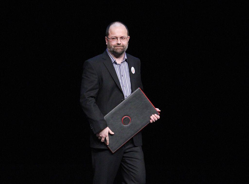 Nagrajenec Prešernovega sklada 2012: Andrej E. Skubic, pisatelj