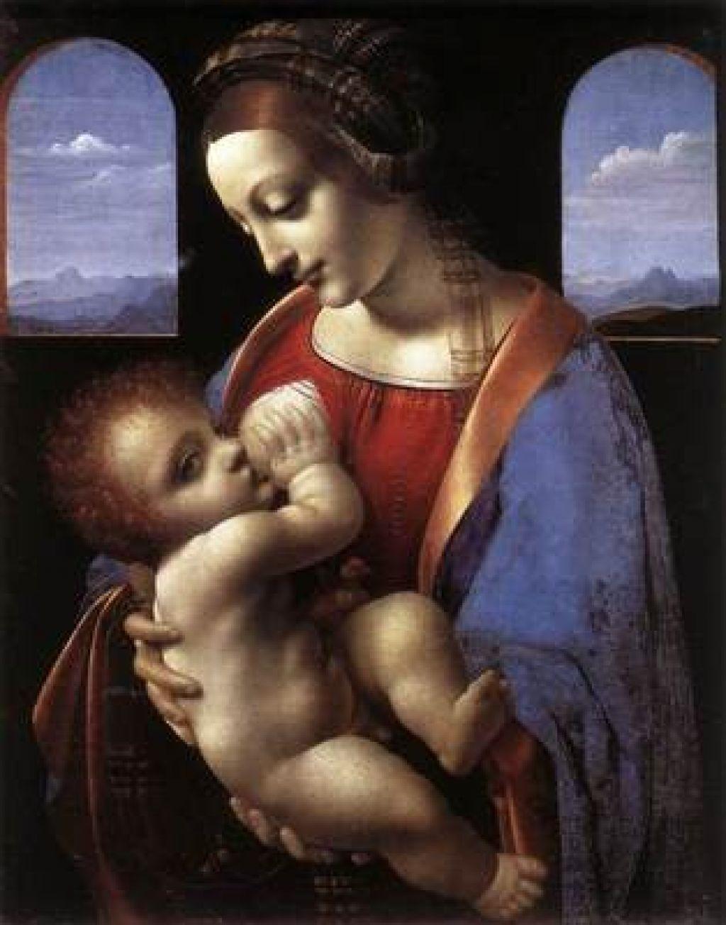 Leonardo da Vinci in njegove večne ženske