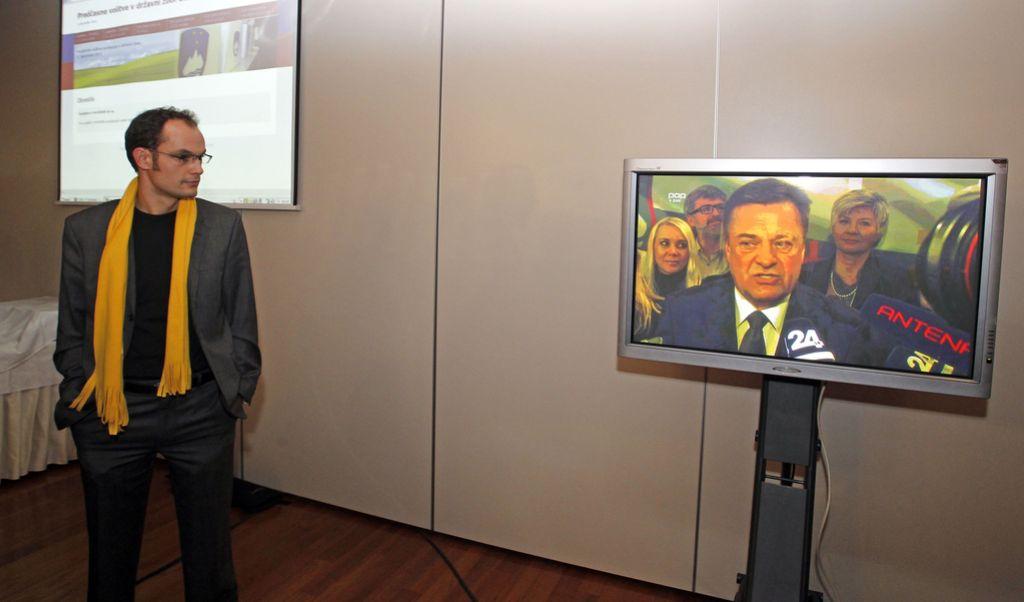Novi predsednik ljubljanskega odbora SDS je Anže Logar