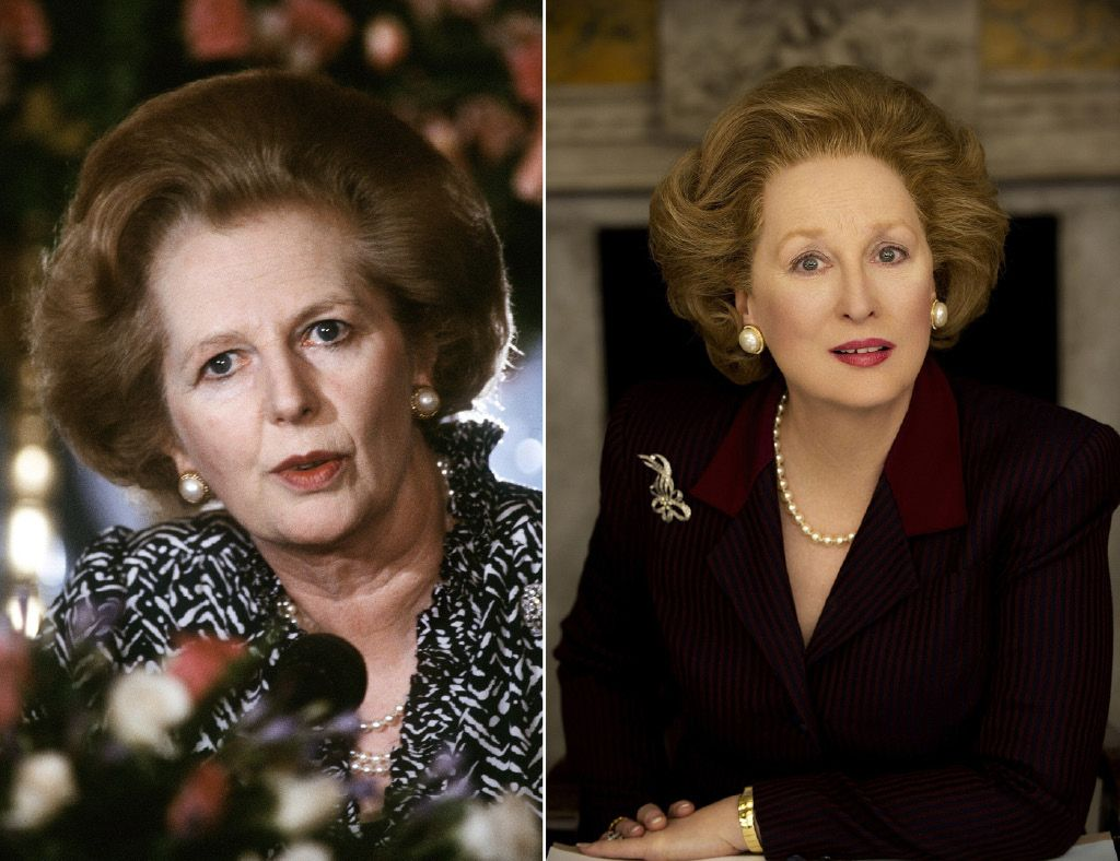 Margaret Thatcher brez thatcherizma