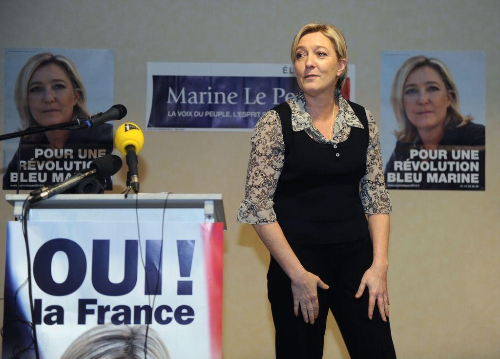 Le Penova ne bo podprla nobenega kandidata