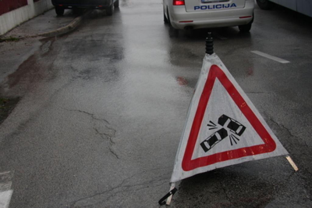 V prometni nesreči pri Dornavi umrl 56-letni moški