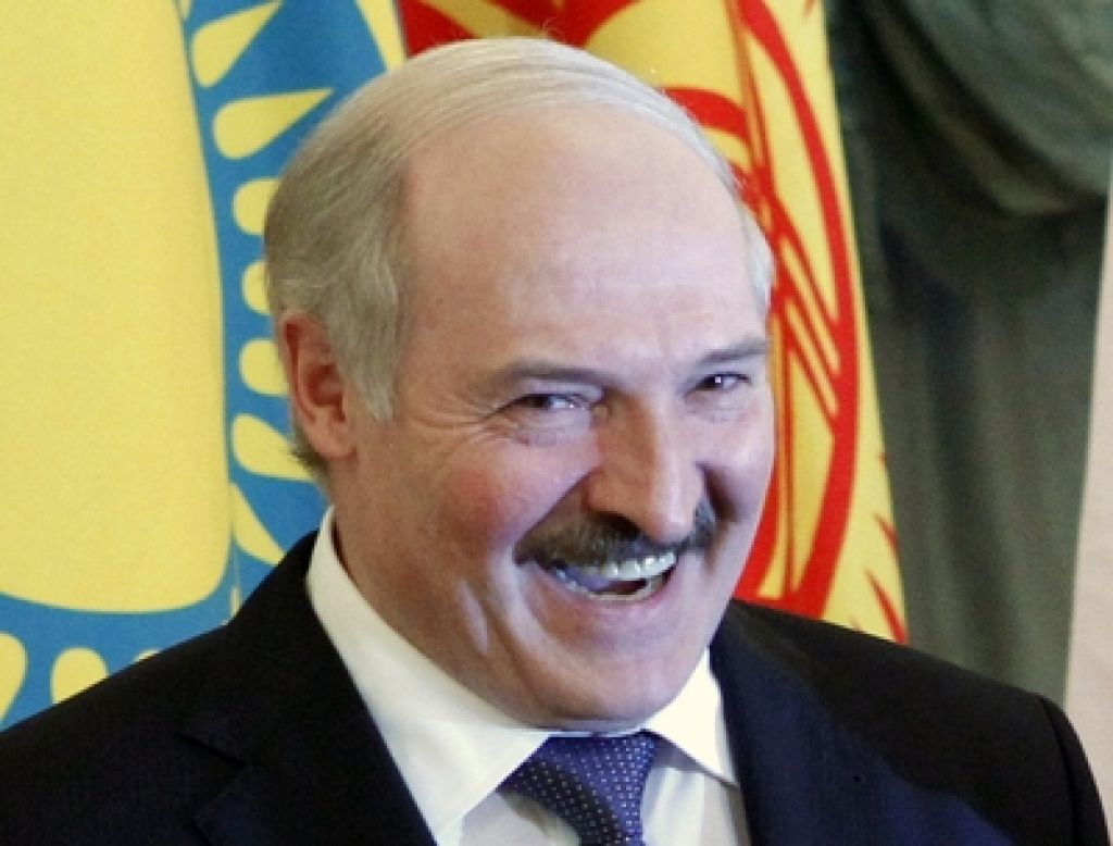 Portret tedna: Aleksander Lukašenko
