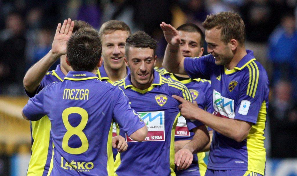 Za igralca leta se poteguje kar 11 nogometašev Maribora