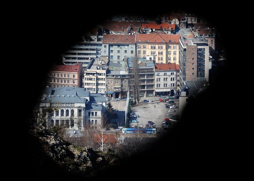 Ko je v Sarajevu umrla Evropa