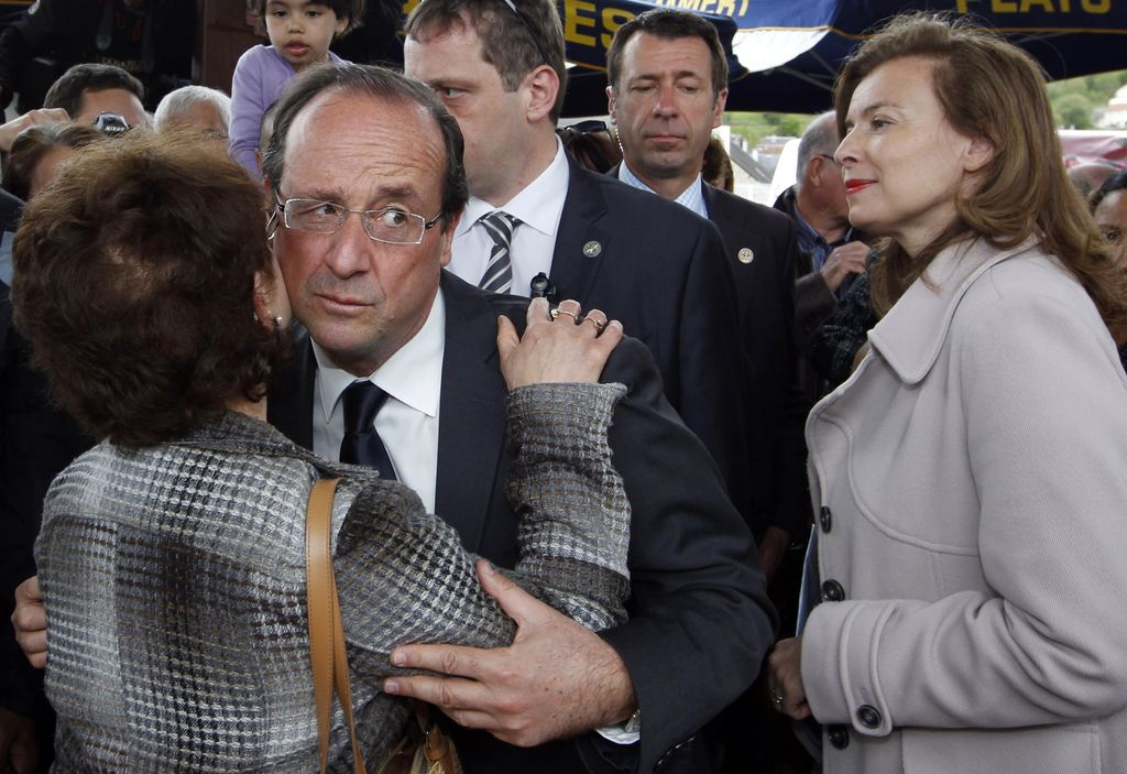 »Flamby« - zmagovalec francoskih volitev