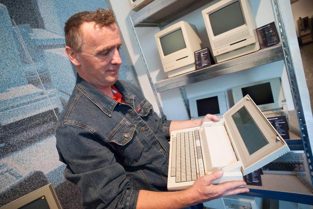 Prvih trideset let v življenju hišnega računalnika