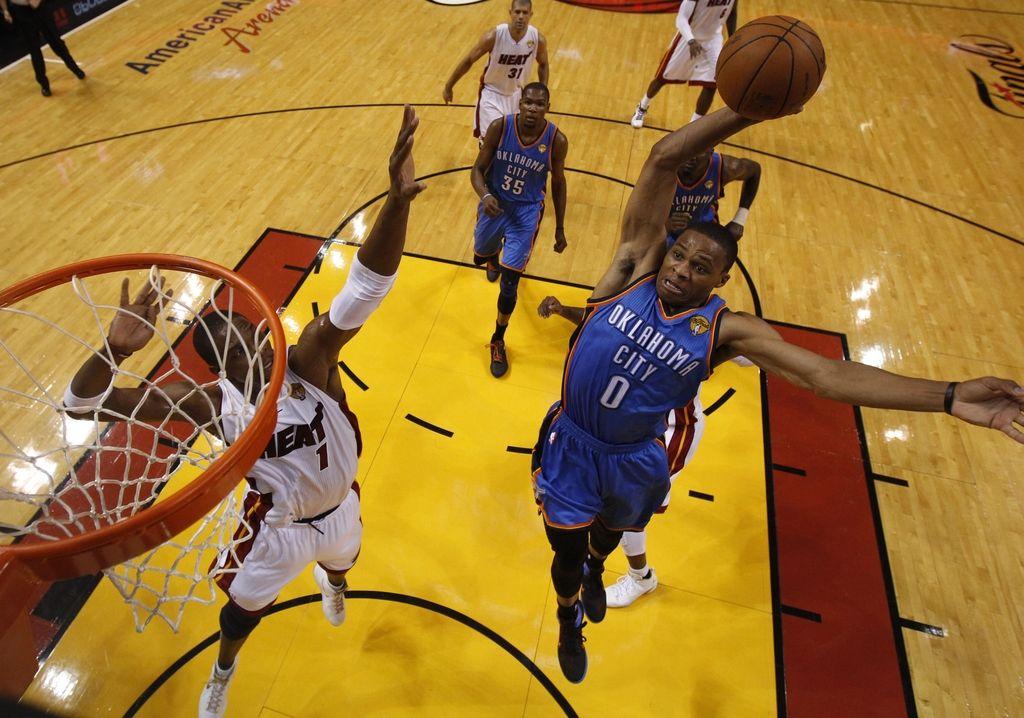 NBA: Miami s tretjo zmago do prve zaključne žoge