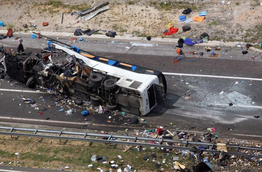 Hrvaška: poškodovani turisti se z letalom vračajo v domovino