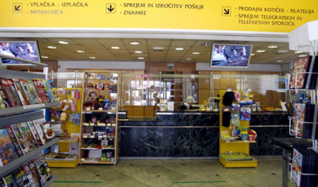 Računsko sodišče: Pošta Slovenije je ravnala neustrezno