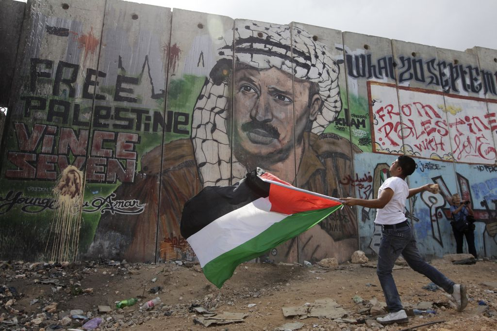 So Arafata zastrupili?