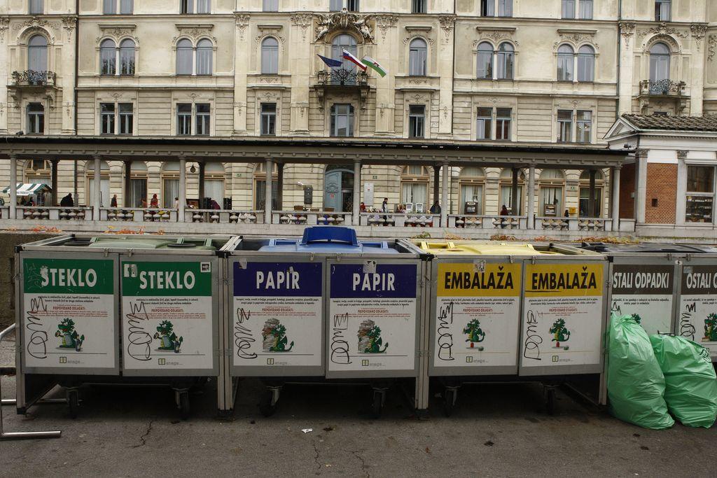 Za podjetja z novo odpadkarsko uredbo ni sprememb