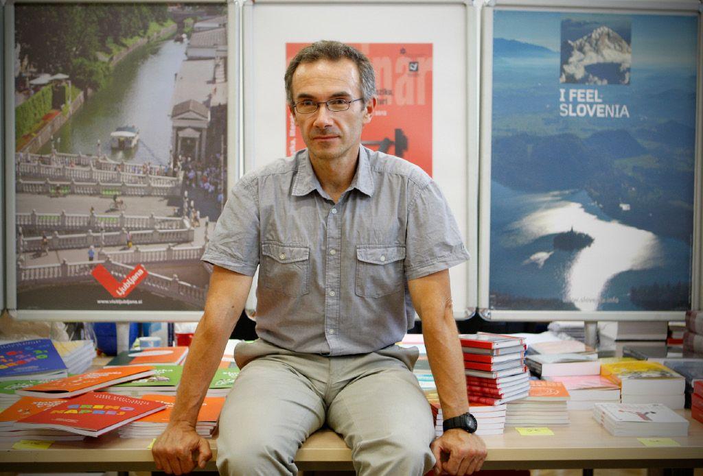 Aleksander Bjelčevič: »Tudi v rabi jezika je ideologija«