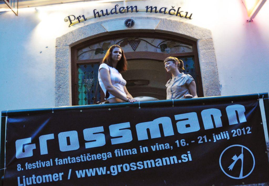 Kulturaža: fantastično na Grossmanovem festivalu