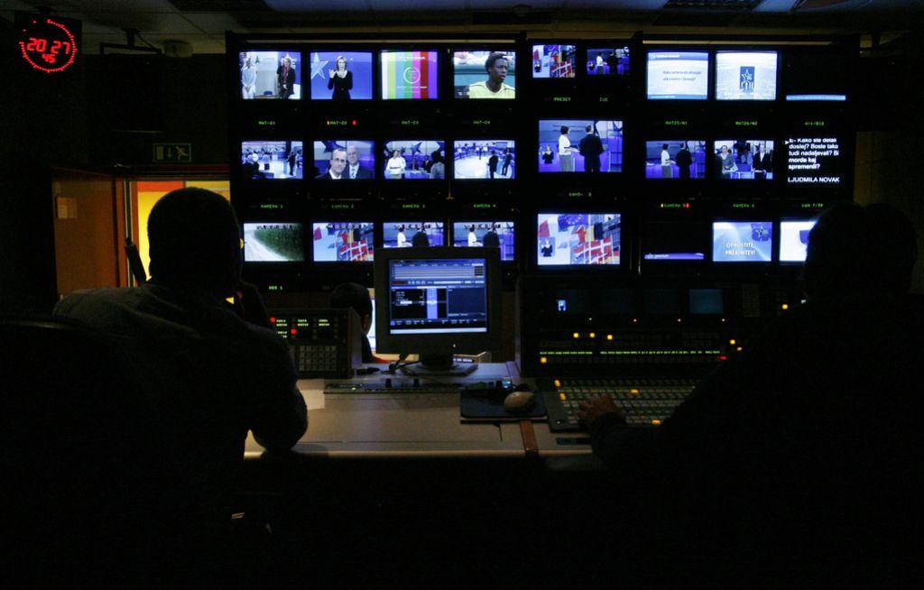 Radiotelevizija Slovenija v nemilosti vlade