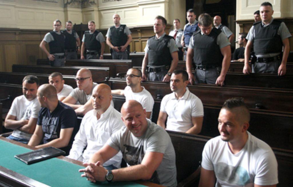 »Balkanski bojevniki« po mesecu in pol spet na sodišču