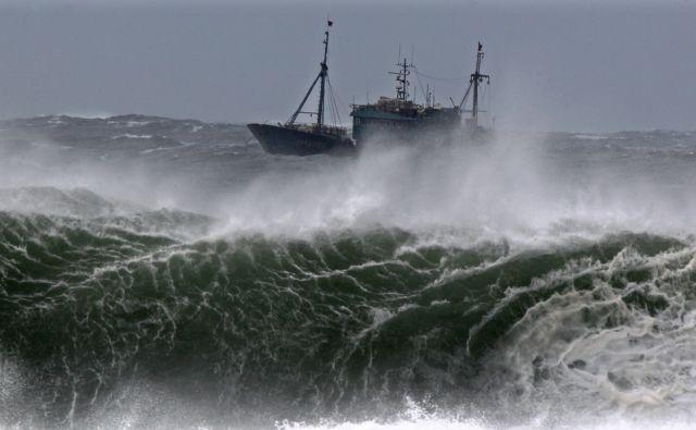APTOPIX South Korea Asia Typhoon
