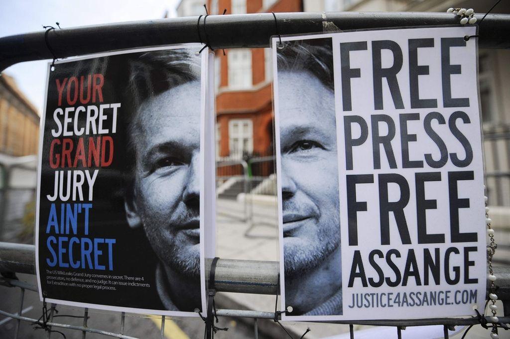 Julian Assange in prirejanje prava