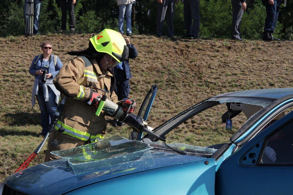Pomurka 2012: preverili učinkovitost reševanja pri množičnih nesrečah