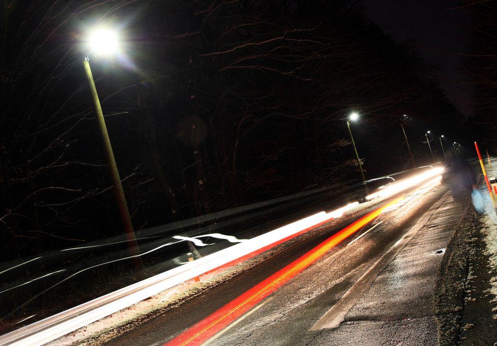 Varčne žarnice za javno razsvetljavo v Kranju