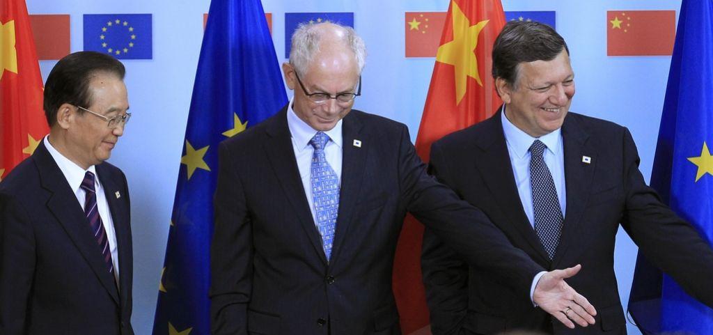 Kitajska si želi evropsko orožje