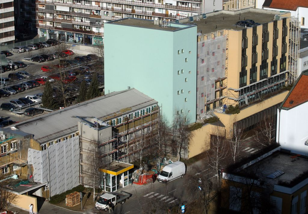 Nov prostorski akt zaokroža kompleks UKC v Mariboru