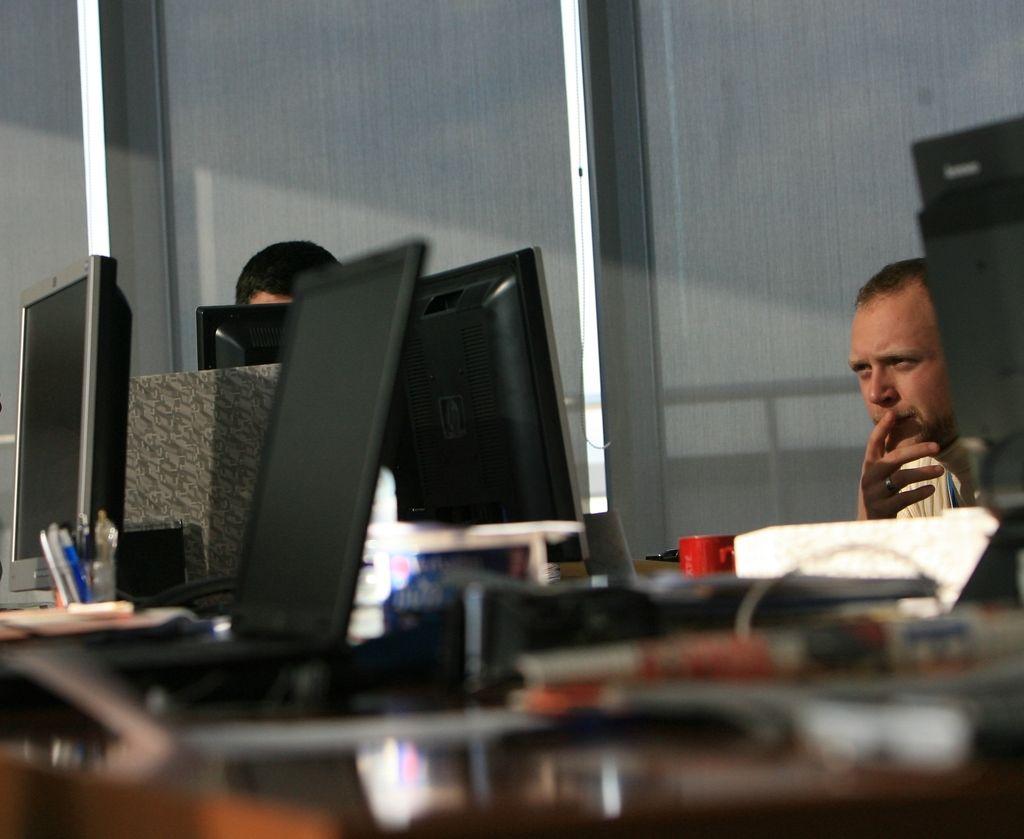Temperatura zraka v delovnih prostorih ne sme presegati 28°C