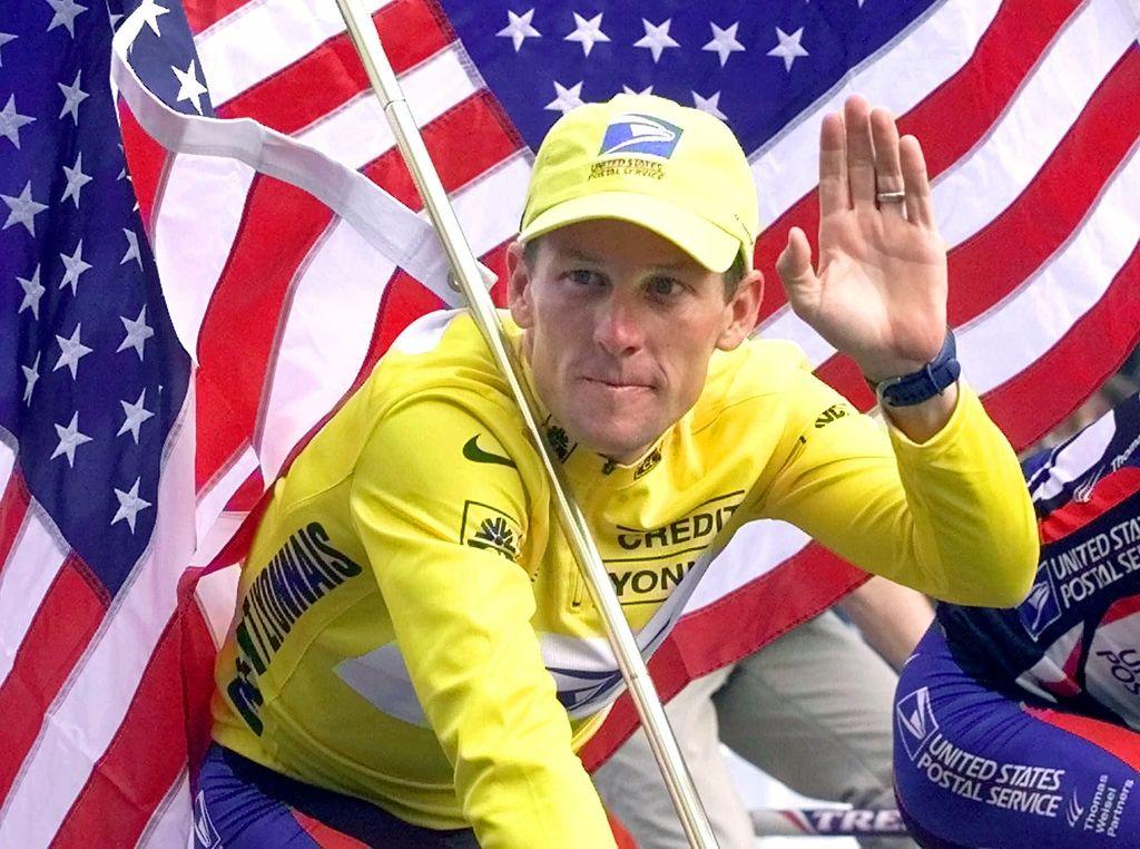 Lance Armstrong – zrcalna slika časa