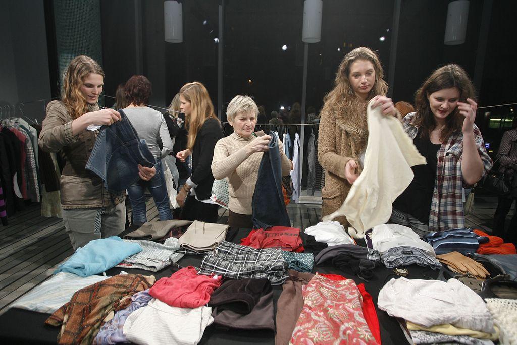 Odpadni tekstil je lahko nova surovina
