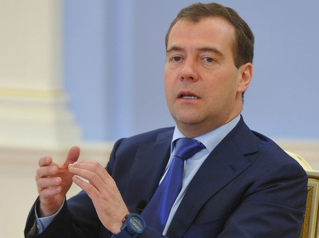 Dmitry Medvedev: Sanctions may last for a long time *