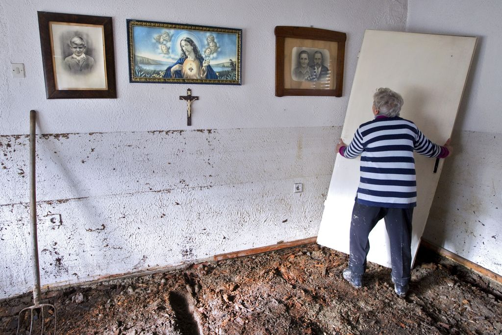 Dosje: Jesenske poplave 2012