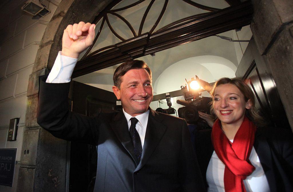 Pahor o visoki podpori