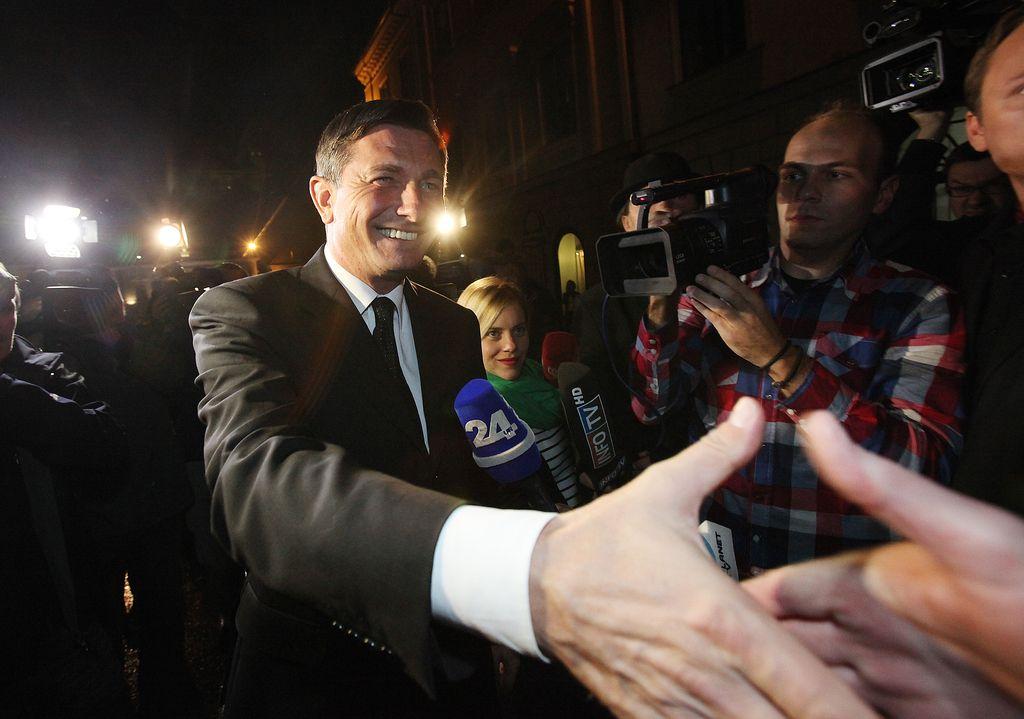 Volitve 2012: Zmagoslavje, presenečenje, razočaranje
