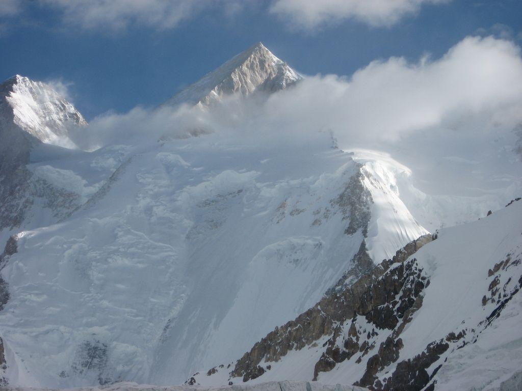 Gašerbrum, najnižji med štirinajstimi najvišjimi vrhovi sveta