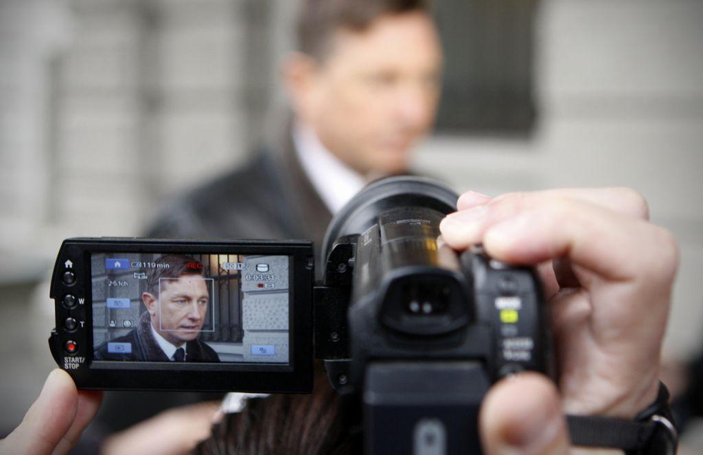 Javno vprašanje kandidatu za predsednika Borutu Pahorju