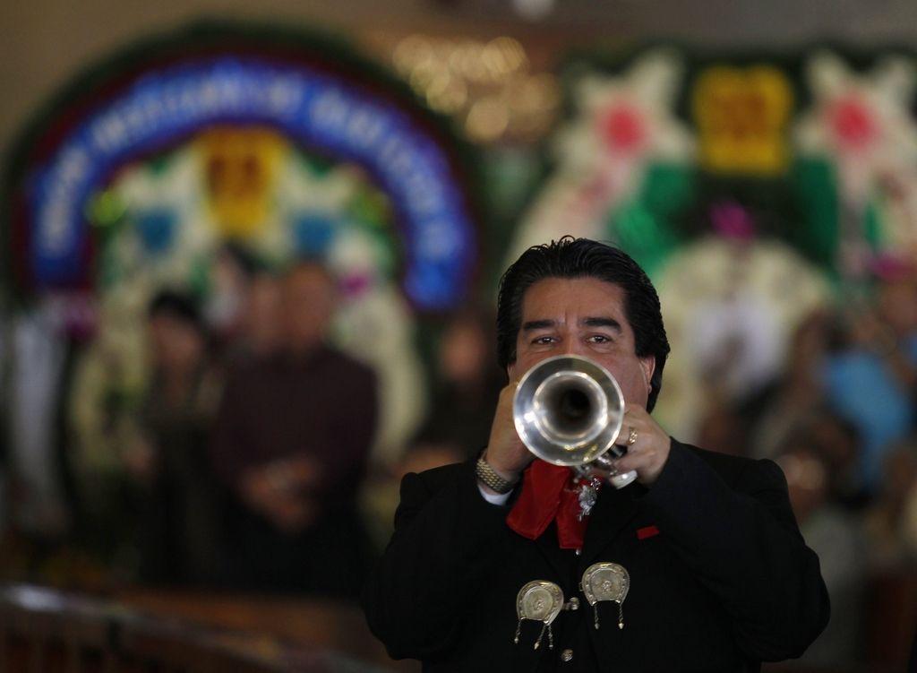 Mehiška ljudska glasba iz hrvaških grl