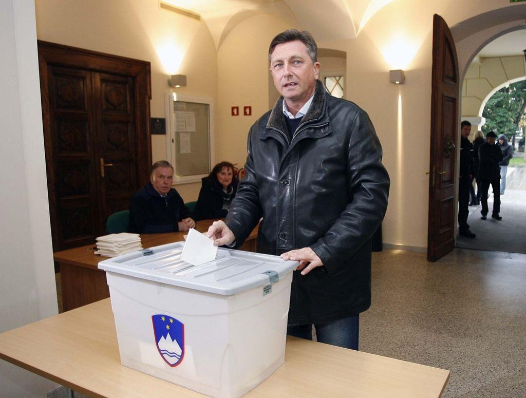 Iz štaba Boruta Pahorja: To je začetek novega upanja, novega časa