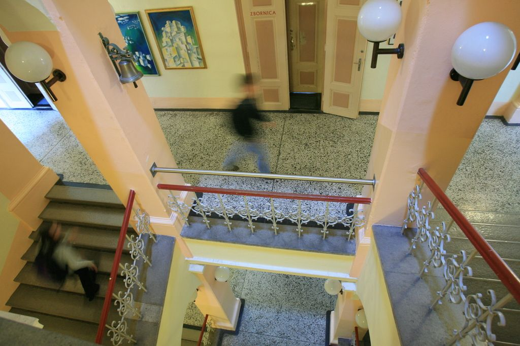 Po združitvi šol se v Kranju bojijo odpuščanja