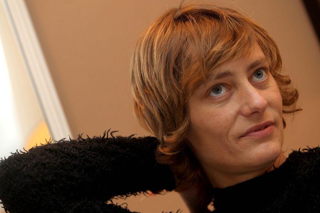 Nataša Živković: Ko ti veš, zakaj si na odru, ve to tudi gledalec