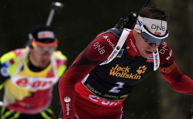Slovenia Biathlon World Cup