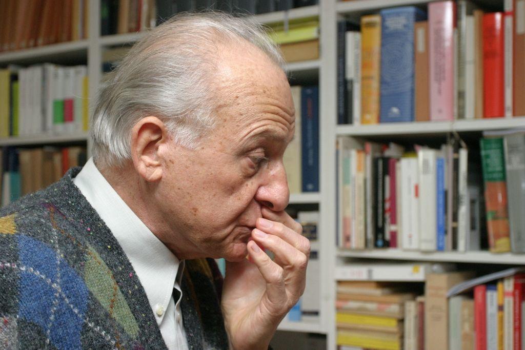 Umrl je profesor Evald Koren, literarni zgodovinar