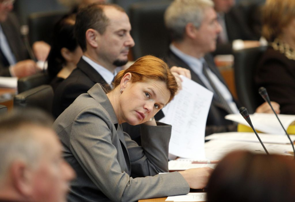 Stranko PS bo začasno vodila Alenka Bratušek