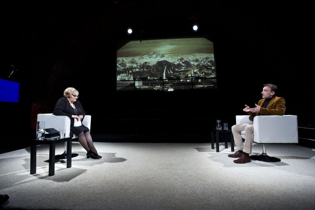 Ocena gledališke uprizoritve Portreti: Najboljša drama je življenje sámo