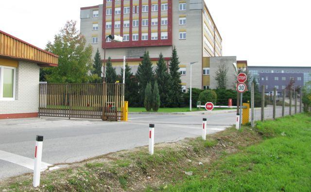 Murrskosoboška bolnišnice.