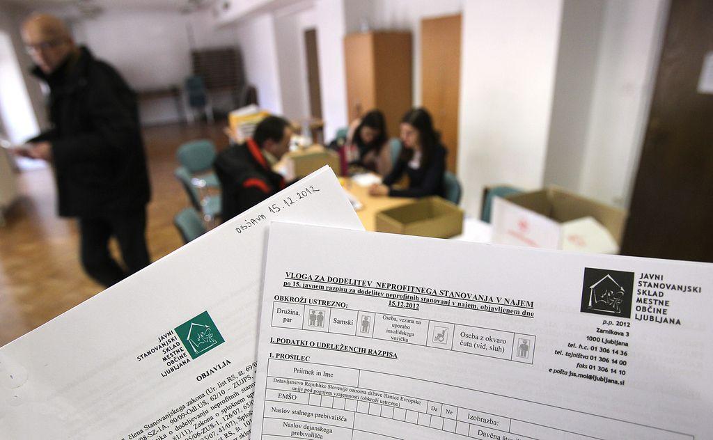 Aprila bodo nekateri ob pol stanovanjske subvencije